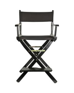Black Director's Chair 24