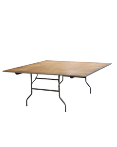 """72"""" x 72"""" Square Table"""