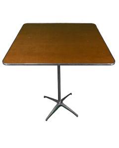 "36"" Square Pedestal Table"