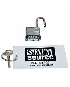Lock and Key for Propane Chain