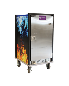Fire-N-Ice Cube Insulated Cabinet