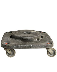 Garbage Can Wheeled Dolly - 32 Gallon