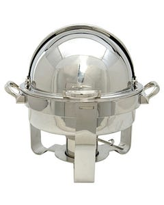 Round Noblesse Chafer 4 qt