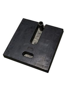 Base Plate Weight 30 Pounds