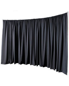 Backdrop Curved Add on Kit 16' High