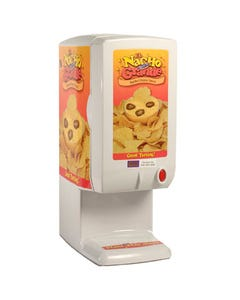 Nacho Machine with Resale Products