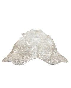 Silver Cowhide