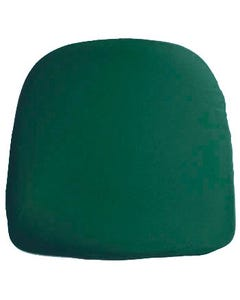 Hunter Green Chair Pad Cover