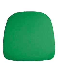 Kelly Green Chair Pad Cover