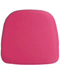 Magenta Chair Pad Cover