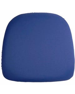 Royal Blue Chair Pad Cover