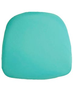 Turquoise Chair Pad Cover