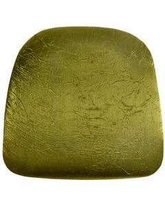 Moss Iridescent Crush Chair Pad Cover