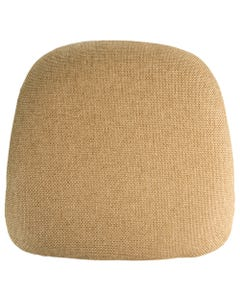 Natural Jute Chair Pad Cover