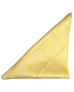 Soft Gold Nova Pintuck Napkin
