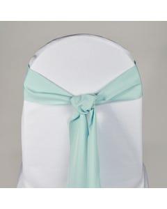 Mint Chair Sash