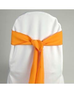 Orange Chair Sash