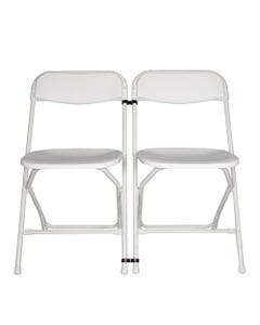 Ganging Clip for Poly Folding Chairs