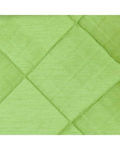 Apple Green Nova Pintuck