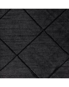 Black Nova Pintuck Napkin