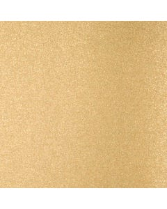 Gold Sparkle Organza