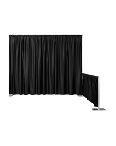 Booth Side to Side Add on Kit 3'H Side Walls