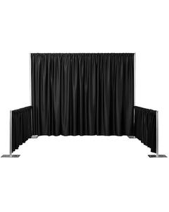 Booth Back to Back Starter Kit 3' High Side Walls